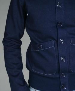 You Must Create | YMC Indigo Sweat Work Jacket