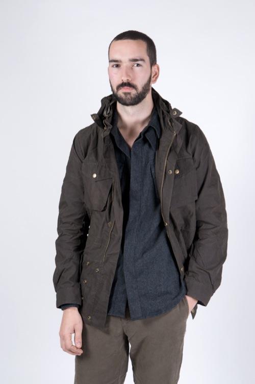 Fall 2010 Nom De Guerre Field Jacket Por Homme