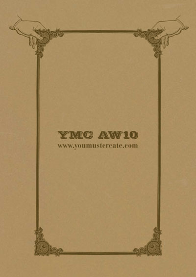 You Must Create (YMC) Fall/Winter 2010 Lookbook