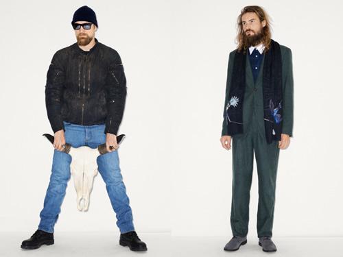 Adam Kimmel Fall/Winter 2011 at Paris Fashion Week