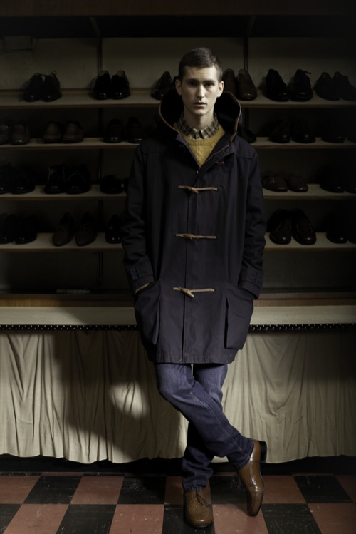 Velour Fall/Winter 2011 Lookbook