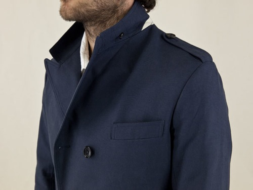 Spring Essential | Billy Reid Bouwerie Coat