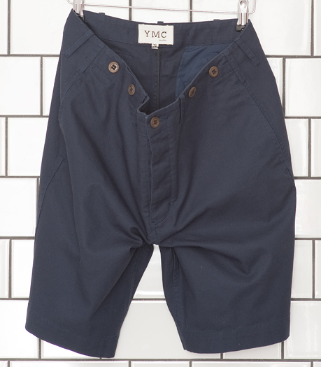 You Must Create | YMC Spring 2011 Chino Short