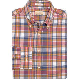 Gant Rugger for Barneys Madras Sport Shirt