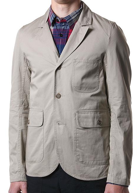 Maiden Noir Officer Club Coat