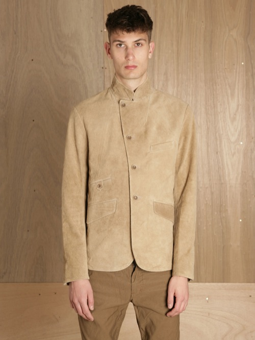 The Want | Nonnative Worker Easy Jacket