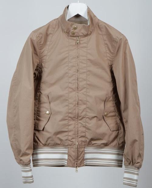 The Want   nonnative Khaki Harrington Jacket