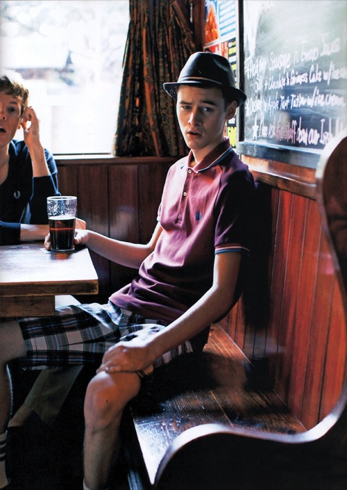 Fred Perry Spring/Summer 2011 Lookbook