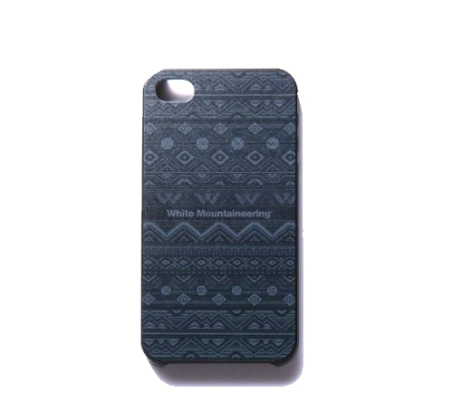 White Mountaineering x Men's Non-No 25th Anniversary iPhone 4 Case