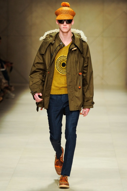Milan Fashion Week | Burberry Prorsum Spring/Summer 2012