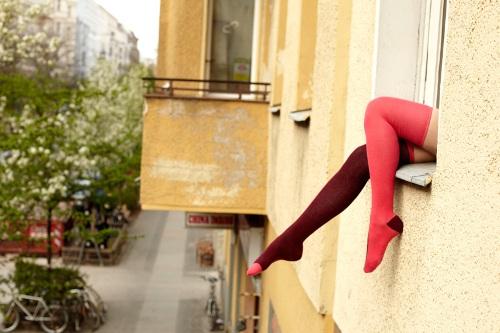 Introducing | Minga Berlin Organic Cotton Socks