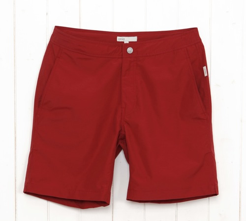 Onia Calder Mid Swim Trunks