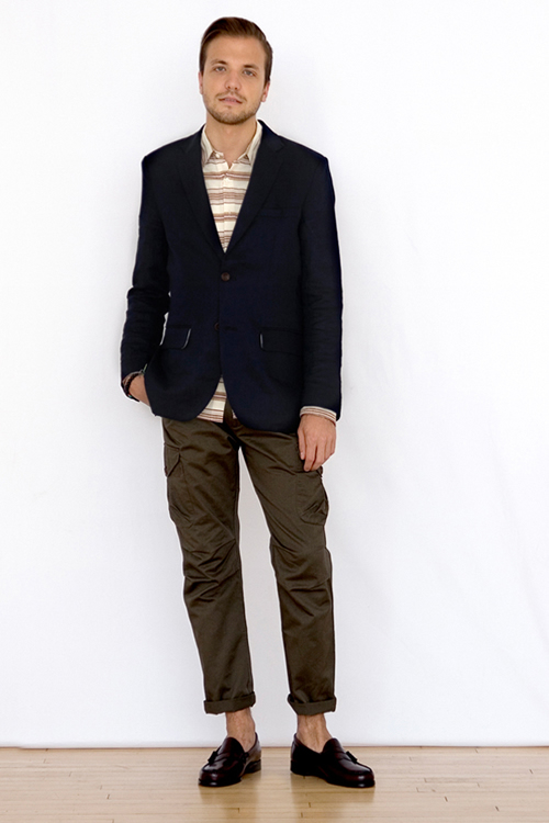 CREEP by Hiroshi Awai Spring/Summer 2012 Lookbook