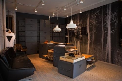 Now Open | Vane x Sebago Concept Store IV