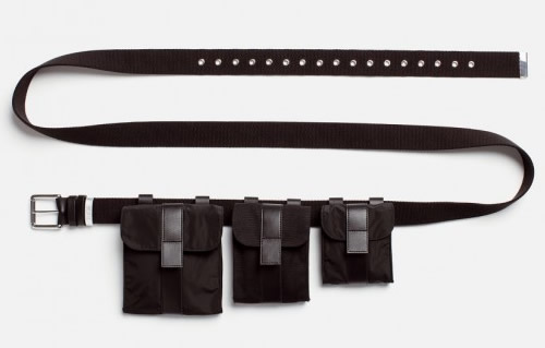 adidas SLVR Belt Pocket