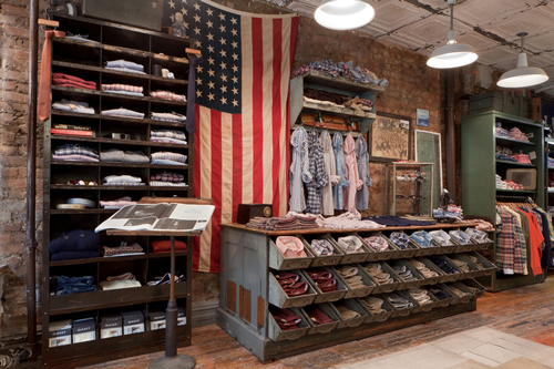 Now Open | GANT Rugger Shop, 25 Prince Street