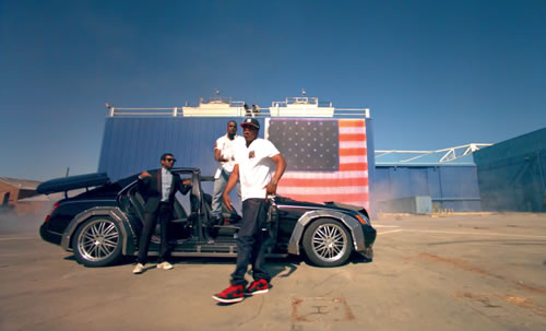 The Throne | Jay-Z & Kanye West Otis Video