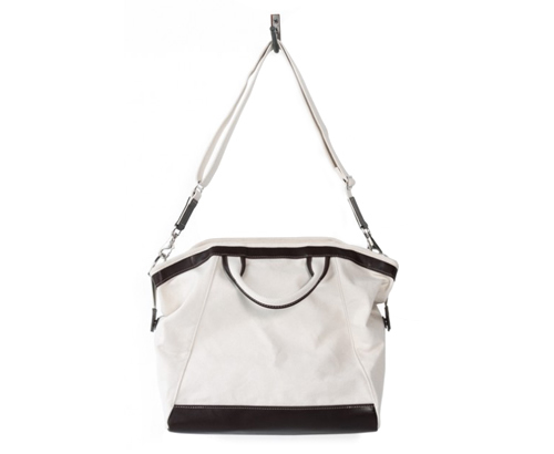 Makr Carry Goods White Canvas Collection
