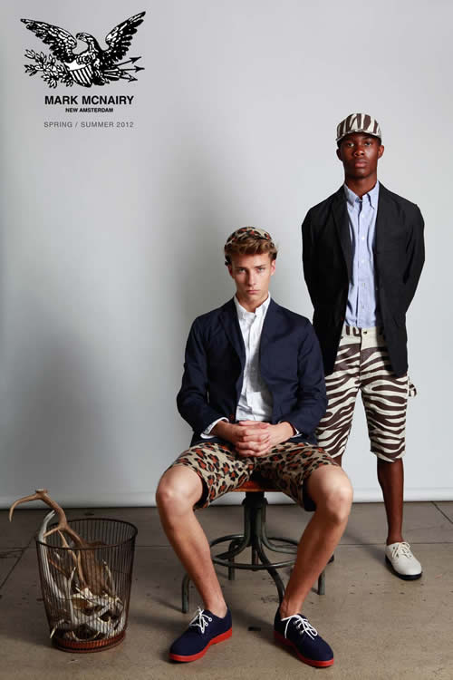 Mark McNairy New Amsterdam Spring/Summer 2012 Lookbook