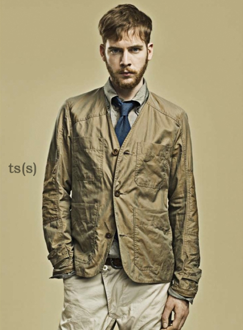 ts(s) Spring/Summer 2012 Collection Lookbook