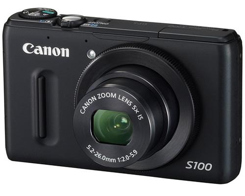 Canon S100 Camera