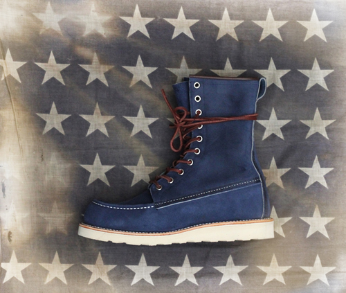 Red Wing Shoes Amsterdam Online Store