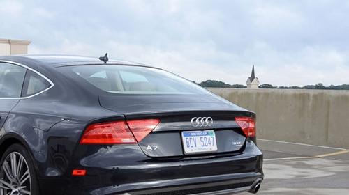 Closer Look | 2012 Audi A7 Video