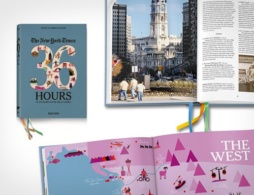 The New York Times, 36 Hours: 150 Weekends in the USA & Canada