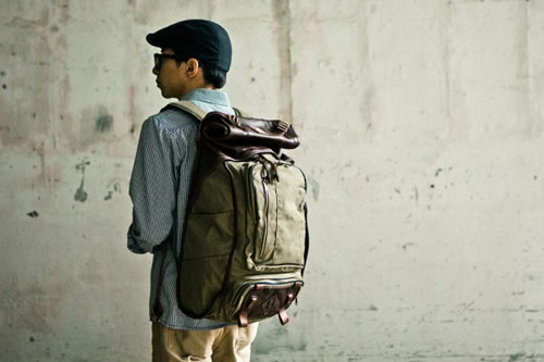 JanSport Skip Yowell Fall/Winter 2011 Backpacks