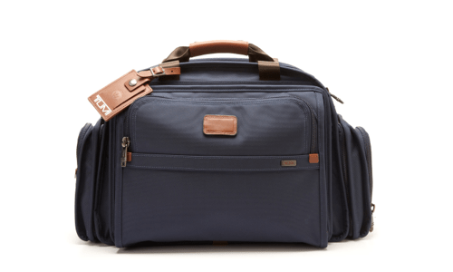 Selectism for Tumi Duffle Bag