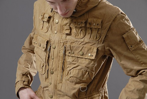 Barbour x Tokihito Yoshida Spring/Summer 2012 Beacon Heritage Collection