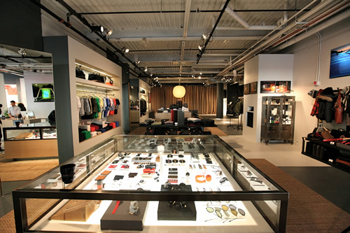 Inside Look | GQ at Park & Bond Pop-Up Shop