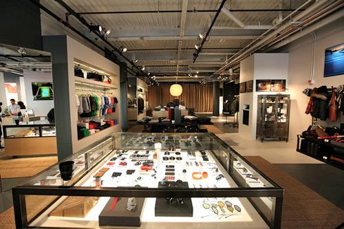Inside Look | GQ at Park & Bond Pop-Up Shop