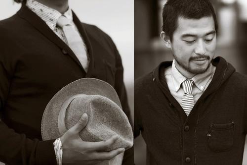 45rpm Spring/Summer 2012 Men's Lookbook Japan