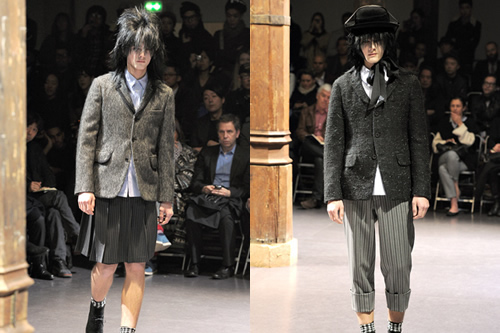 Comme des Garcons Fall/Winter 2012 Men's Paris Fashion Week