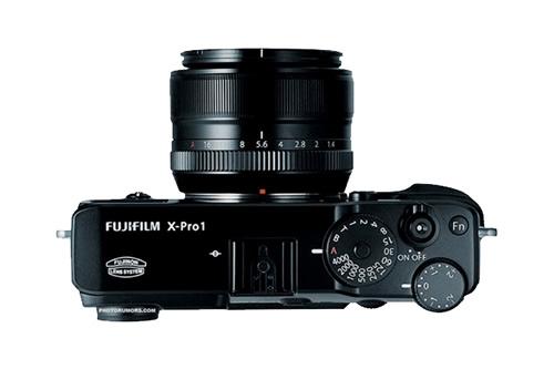 Fujifil X-Pro1
