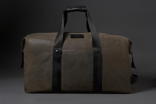 Killspencer Moss Leather Weekender 2.0 for 2012