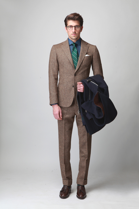 Ovadia & Sons Fall/Winter 2012 Collection Preview