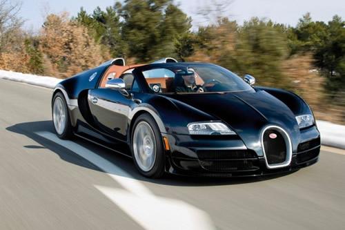 Bugatti Veyron Grand Sport Vitesse, Geneva Motor Show
