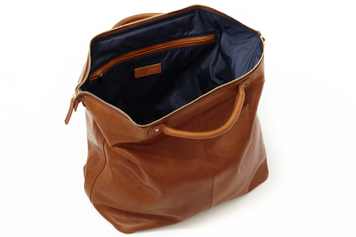 Libero Ferrero Balfour Carryall for Spring/Summer 2012
