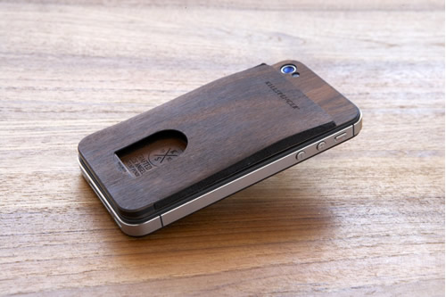 KILLSPENCER | iPhone 4/4S Precision Pocket Card Carrier