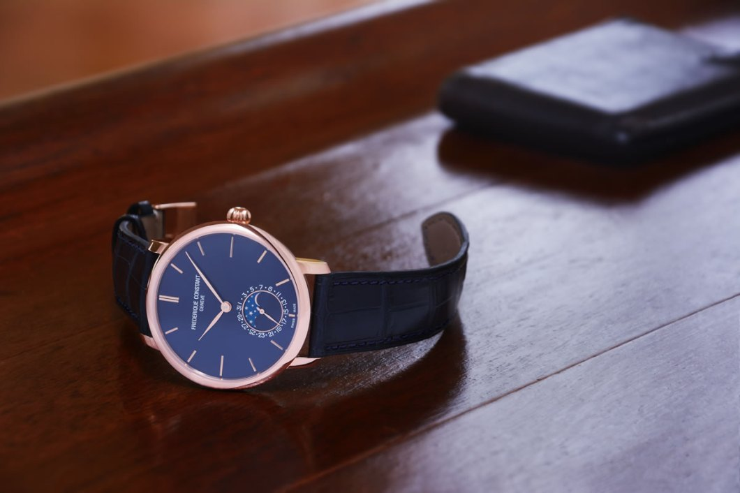 frederique-constant-rose-gold-and-blue-slimline-moonface-manufacture-americas-1