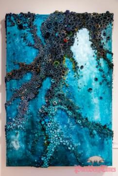 Amy Genser - Aqua Art Miami © Steven D Morse – morsefoto.com