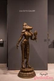 Lisa Sette Gallery - Art Miami 2014 © Steven D Morse - morsefoto.com