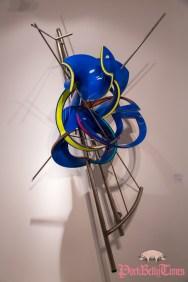 K. 310 by Frank Stella - Art Miami 2014 © Steven D Morse - morsefoto.com