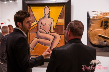 Art Miami 2014 © Steven D Morse - morsefoto.com
