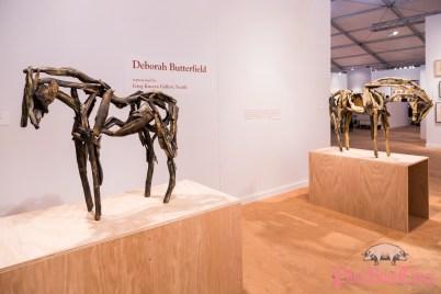 Deborah Butterfield - Miami Project © Steven D Morse - morsefoto.com