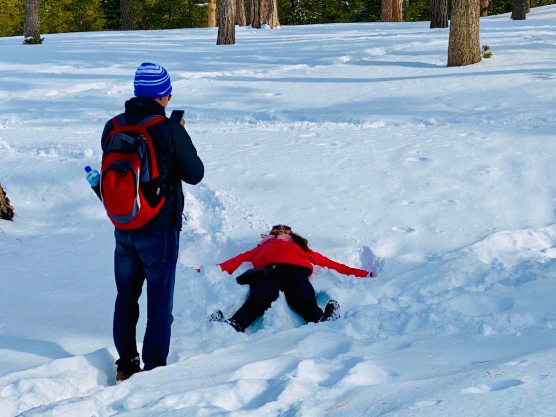Tour en la nieve