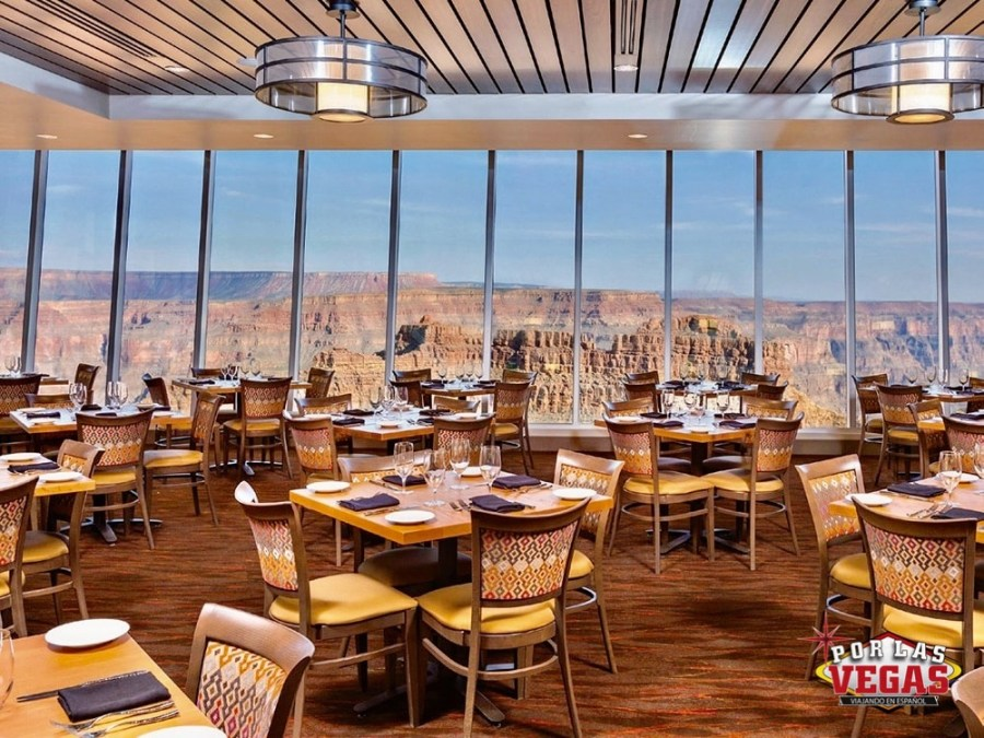 The Sky View Restaurant