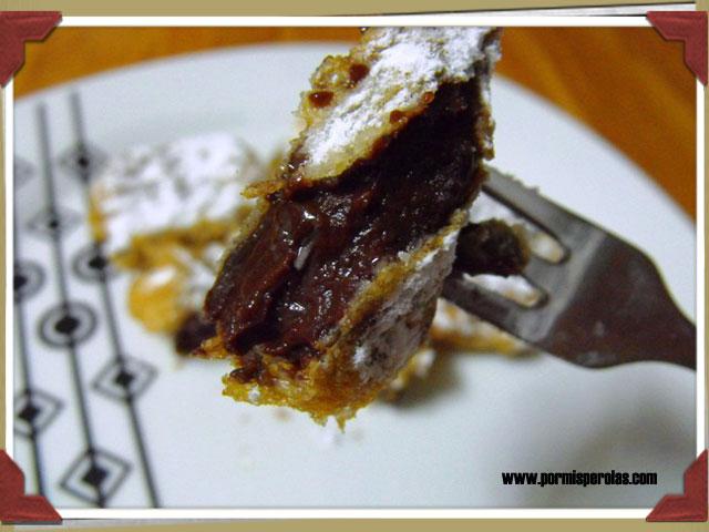 Chocolate frito